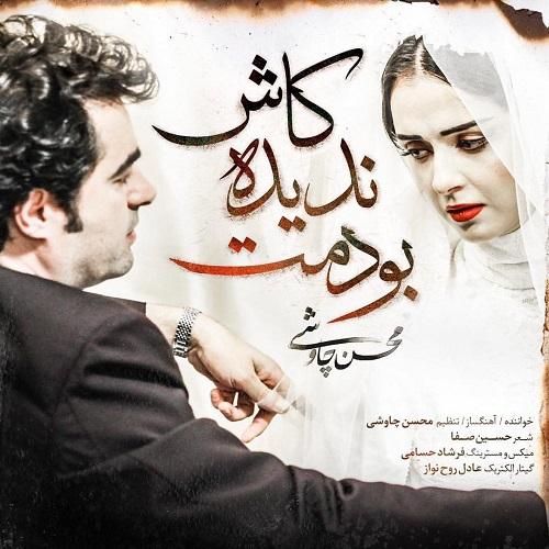 دانلود آهنگ جدید محسن چاوشی بنام کاش ندیده بودمت